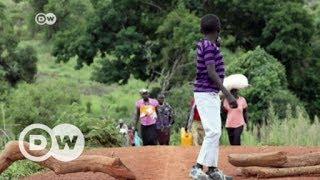Refugee crisis tests Uganda