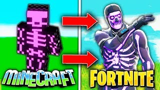 Top 5 Things Fortnite STOLE From MINECRAFT!