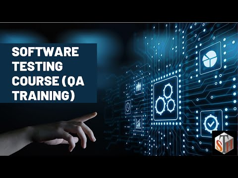Software Testing Course (QA Training) - YouTube