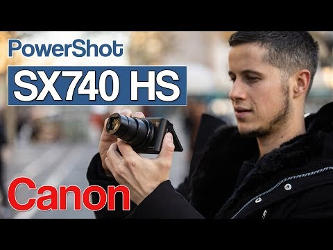 Canon PowerShot SX740 HS review | was ist mit Canon los? | Reisezoom-Kamera mit 4K Video