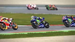 MotoGP 2017-TT Assen Belanda (game replay) part 1