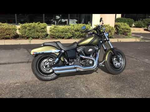 2016 Harley-Davidson Fat Bob® in North Canton, Ohio - Video 1