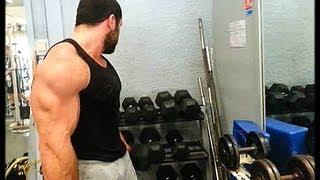BADASS Arms Workout - Lorenzo Berzerker