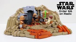 Lego Star Wats Order 66 on Radix MOC