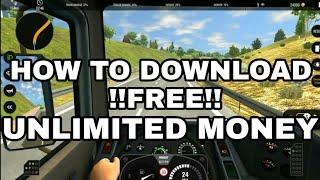 truck simulator pro europe apk data download