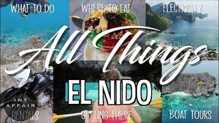 NO BULLSHIT GUIDE TO EL NIDO | PALAWAN PHILIPPINES