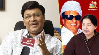 """""""I was angry with Jayalalitha after MGR's Death"""" says Director Bhagyaraj 