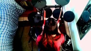 Arch Enemy- Dark Insanity    [ Drum Cover ]