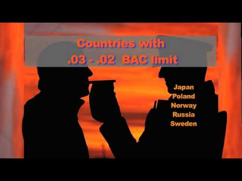 Lower Illegal BAC Limit to .05 - An Alcohol Justice Big Alcohol Watchdog Video