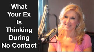 What Your Ex Is Thinking (During No Contact)