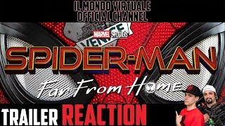 """Spider-Man Far From Home"": Trailer REACTION - Il Mondo Virtuale"
