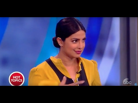 Debra Messing Criticized For Nose, Priyanka Chopra Shares Story About Her Body Critics   The View