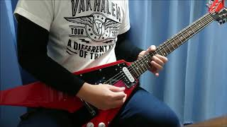 Europe - Time Has Come guitar cover