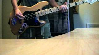 Descendents - Dry Spell (Bass Cover)