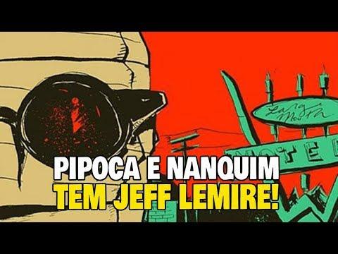 O NINGUÉM | JEFF LEMIRE E O HOMEM INVISÍVEL!