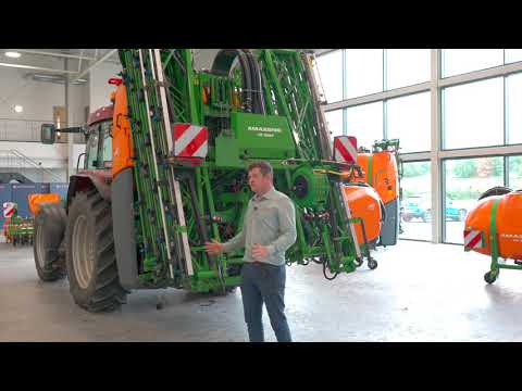 Amazone Virtual Stand Tour UF02