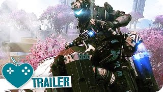 TITANFALL 2 Trailer A Glitch in the Frontier (2017) Titanfall 2 DLC