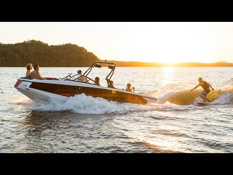 2019 HEYDAY WAKE BOATS WT SURF in Afton, Oklahoma - Video 1