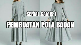 Cara Membuat Pola Baju Gamis Free Video Search Site Findclip