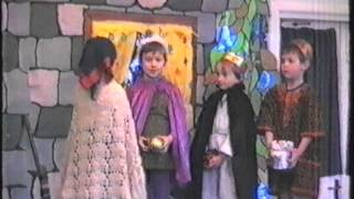 Babooshka Nativity