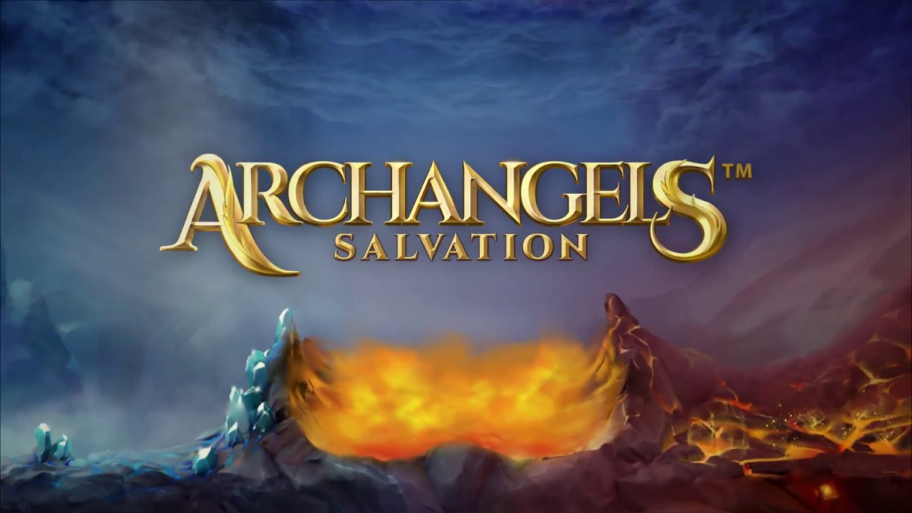 Archangels: Salvation från NetEnt