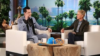 <b>Jack White</b> Chats With Ellen