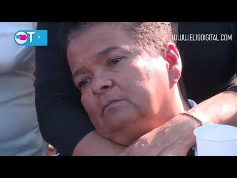 Emotivo homenaje a policías asesinados en Río San Juan