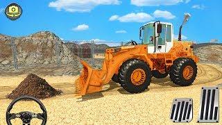 Heavy Construction Mega Road Builder - City Mega Construction Simulator Vehicles - Android GamePlay