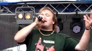 Video Czech rock block - Modrobílá