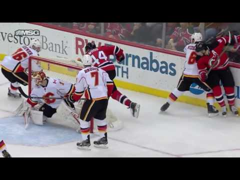 Calgary Flames vs New Jersey Devils | February 3, 2017 | Game Highlights | NHL 2016/17