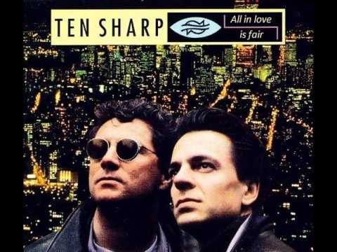 Ten Sharp - All in love is fair