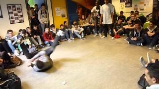Freestyle Lycée Anita Conti ! C'est çaaaaa !