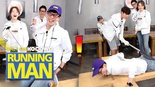 "Jae Seok ""I Mean, How Hard Could So Min..."" [Running Man Ep 451]"