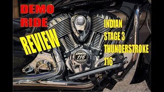 2018 Indian Chieftain Dark Horse RIDE REVIEW