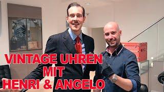VINTAGE - UHREN mit Henri & Angelo in Düsseldorf