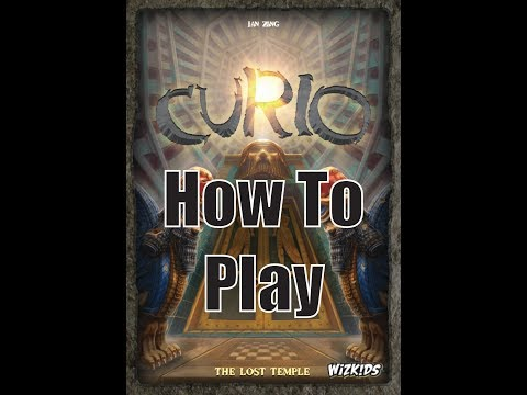 Curio: The Lost Temple -- How to Play