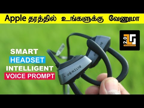Smart Sports Headset with HD Audio
