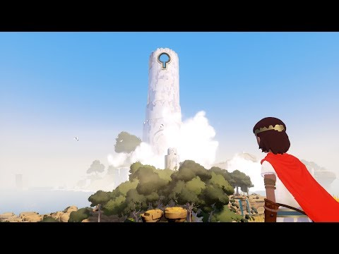 Rime ? Game Movie (All Cutscenes / Story Walkthrough) 1080p HD