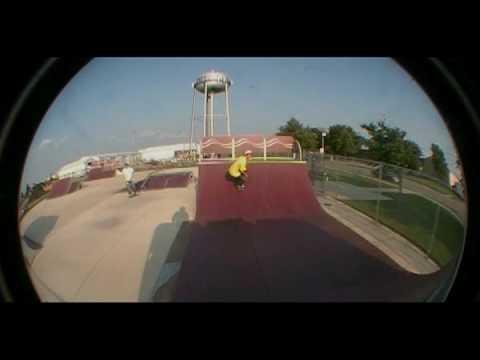 Davenport Skatepark with Haigh