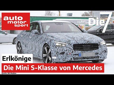 Neue Mercedes C-Klasse und Co: Die 7 Erlkönig-Highlights im Februar 2020 | auto motor und sport