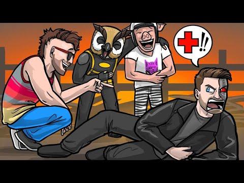 Terroriser Rage! - Custom Zombies Funny Moments