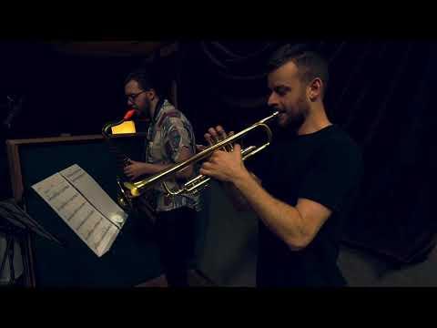 SideSlip ft. James Copus - Alex Western-King Quartet online metal music video by ALEX WESTERN-KING