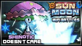 Shiinotic  - (Pokémon) - SHIINOTIC SAYS,