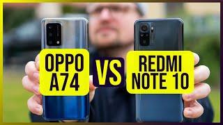 Redmi Note 10 vs. Oppo A74 - Preislich fast gleich! Welches Smartphone gewinnt? | BBK vs. Xiaomi