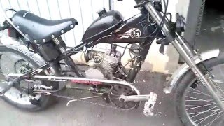 OCC 3 Speed Stingray Ebike 40MPH Top Speed MY1020 Brushed Motor