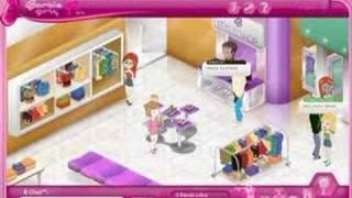2007 BarbieGirls.com Site Intro