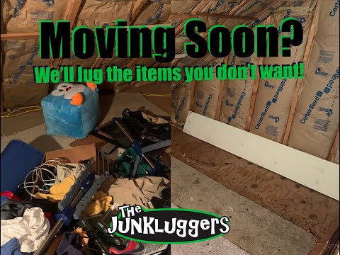 Moving Soon? We'll lug anything you don't...