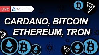 Разворот BITCOIN? Правда или вымысел? | Прогноз цены на Bitcoin, Ethereum, Cardano(ADA), Tron