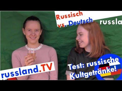 Test: Russische Kultgetränke! [Video]