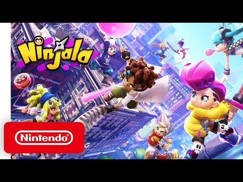 Nintendo Switch – Ninjala  – Announcement Trailer